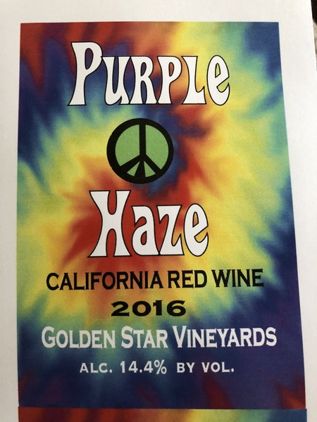 2016 Purple Haze