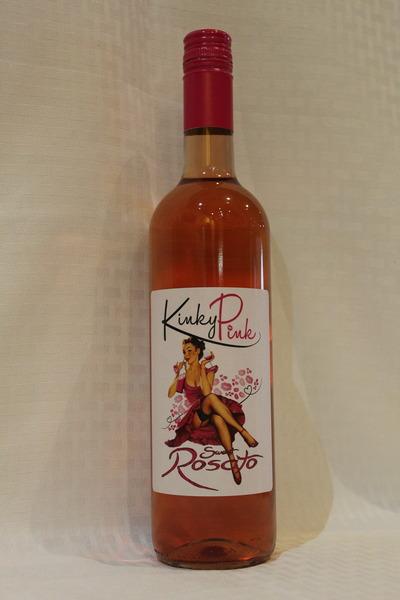 Kinky Pink Rosato From Mackinaw Trail Winery Buy Now With Vinoshipper