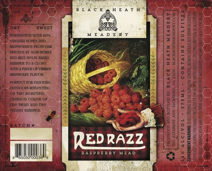 Product Image for 2018 Red Razz