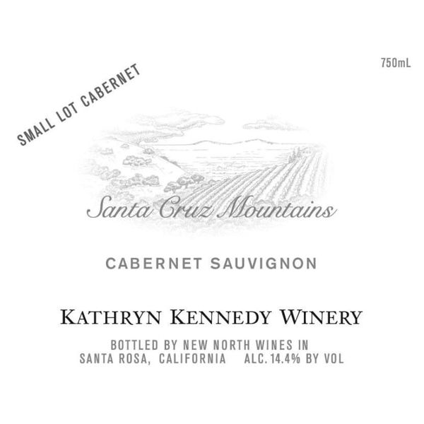 2018 Kathryn Kennedy Small Lot Cabernet