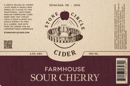 Product Image for 2017 Farmhouse Sour Cherry