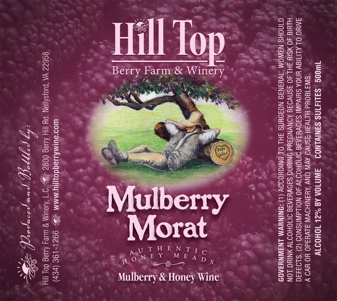 Product Image for Mulberry Morat