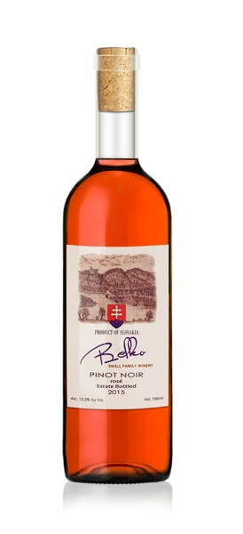 Product Image for 2015 Dusan Belko Estate Bottled Pinot Noir Rose