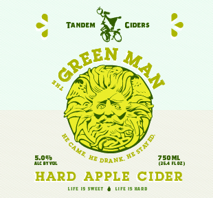 Product Image for 2019 The Green Man