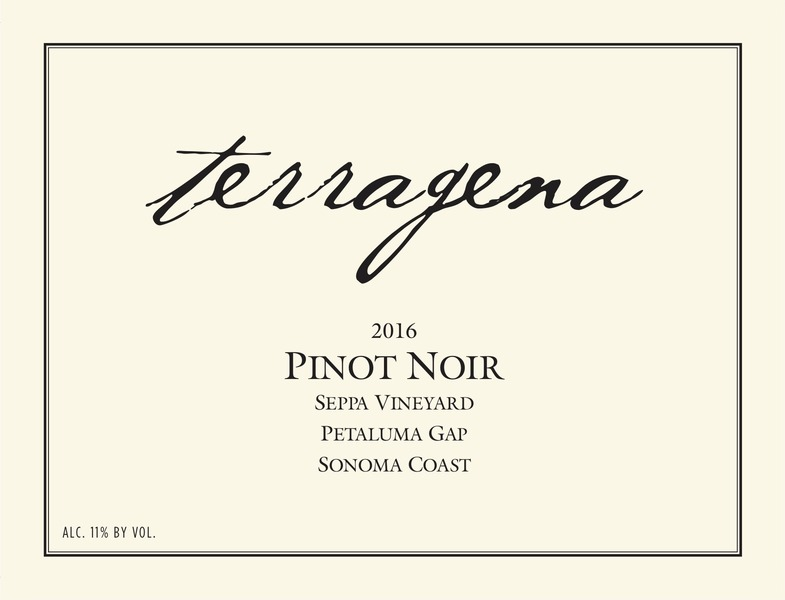 Product Image for 2016 Seppa Vineyard Pinot Noir
