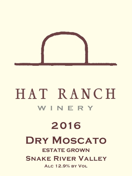 Product Image for 2016 Estate Grown Dry Moscato