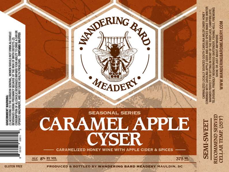 2018 Caramel Apple Cyser