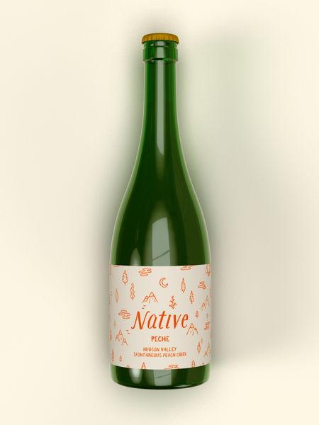 2020 Native, Peche (3) 500ml Bottles Shipping Included