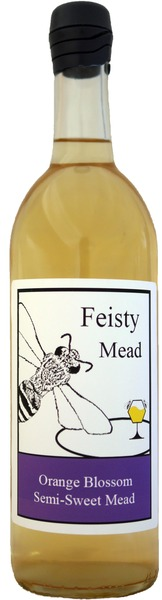 Product Image for Orange Blossom Semi-Sweet Mead