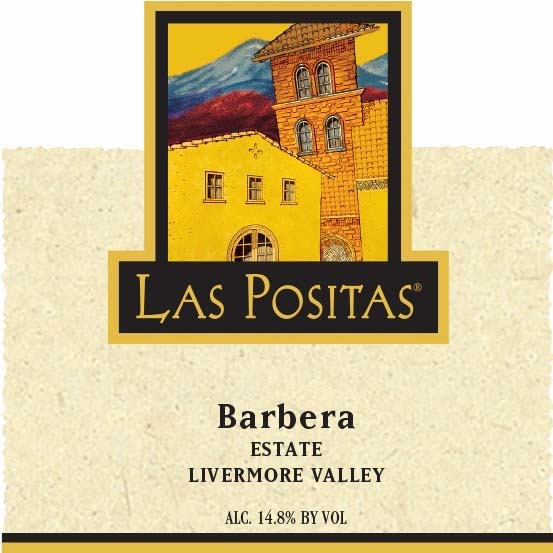 2015 Estate Barbera