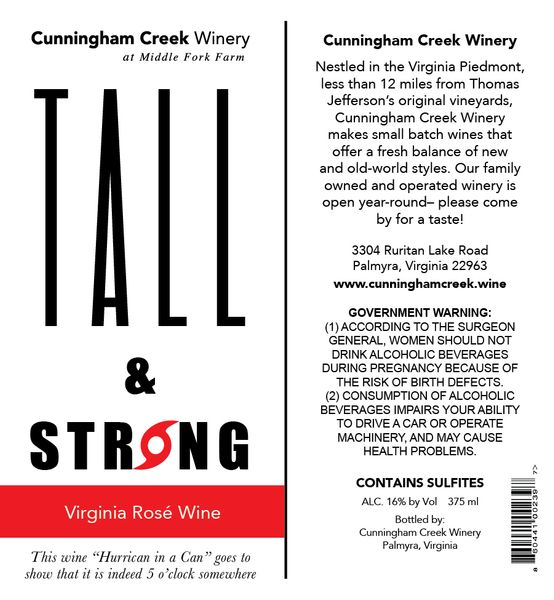 Product Image - 2019 Tall & Strong