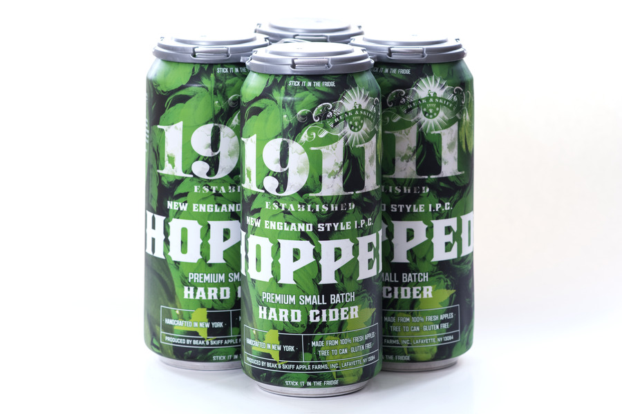 Product Image for 2019 IPC Hopped Hard Cider - 12 x 16oz Cans