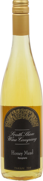 South Shore Wine Company Honey Mead