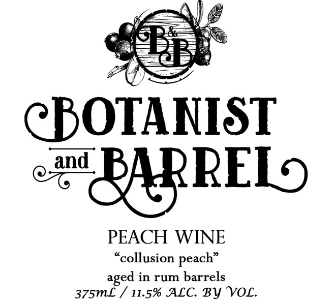 Product Image for 2018 Peach Rum Barrel Aged