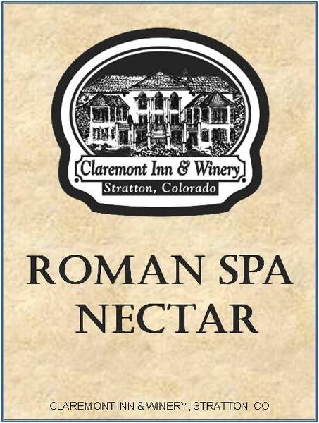 Product Image for 2015 Roman Spa Nectar