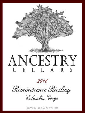 Product Image for 2016 Reminiscence Riesling