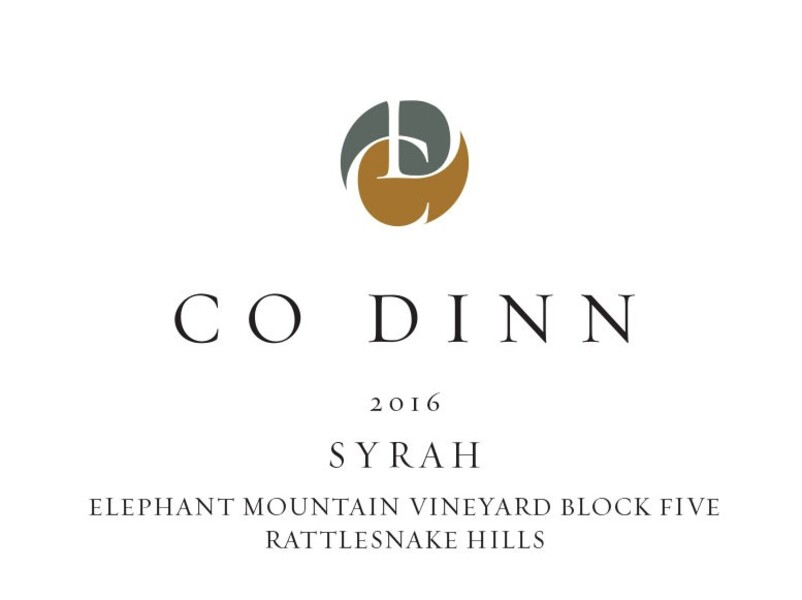 2016 Syrah Elephant Mountain Block Five