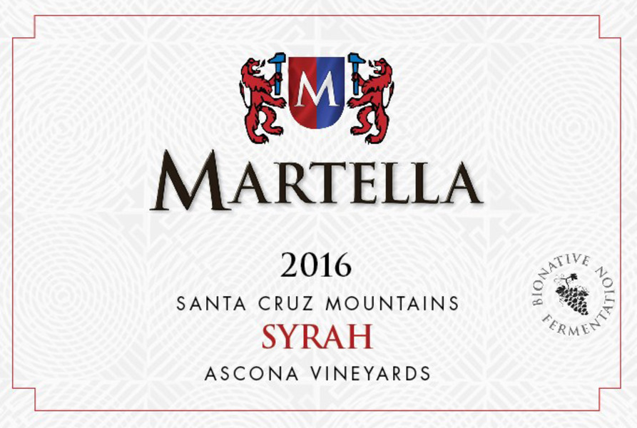 Product Image for 2016 SYRAH ASCONA VINEYARD