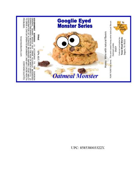 Product Image for 2019 Oatmeal Monster