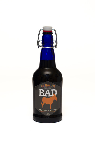 Product Image for 2018 Bad Ass Mead with Coffee