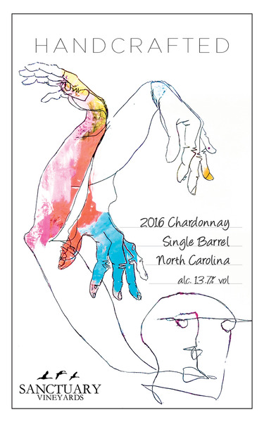 Product Image for 2016 Handcrafted Single Barrel Chardonnay