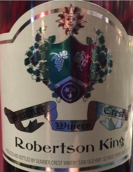 Product Image for 2015 Robertson King