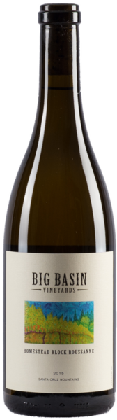 2017 Big Basin Vineyards Homestead Roussanne
