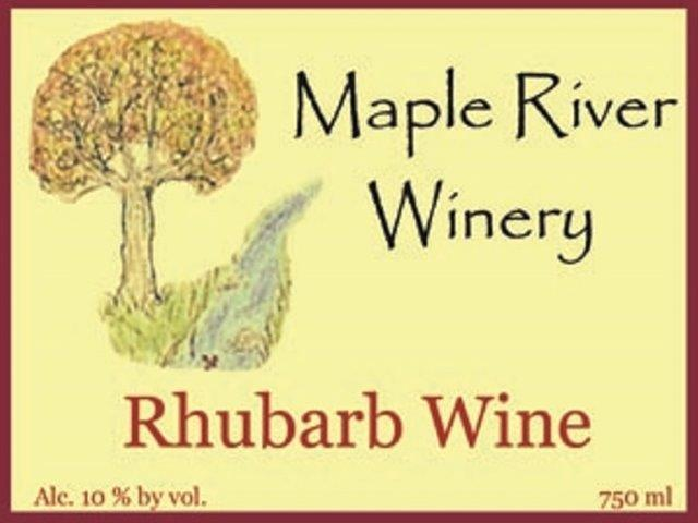 Product Image for Rhubarb Wine