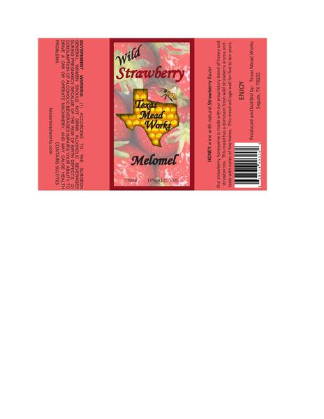 Product Image for 2018 Wild Strawberry