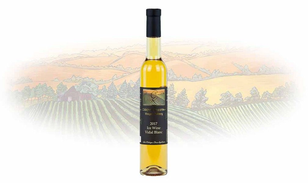 2017 Vidal Blanc Ice Wine