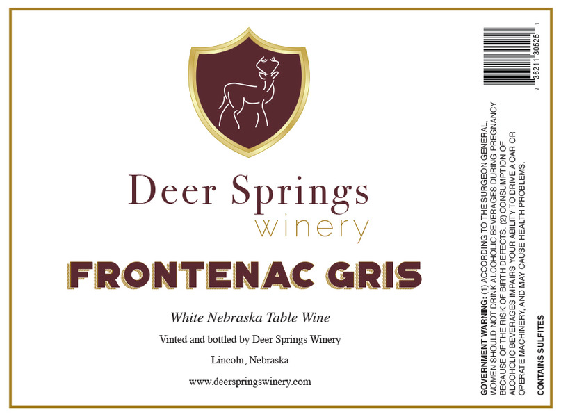 Product Image - 2017 Frontenac Gris
