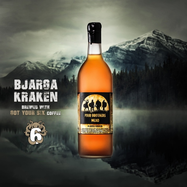 Bjarga Kraken- Mead with Coffee