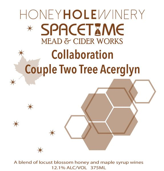 2020 Collaboration Couple Two Tree Acerglyn