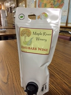 Product Image for Rhubarb Wine Pouch