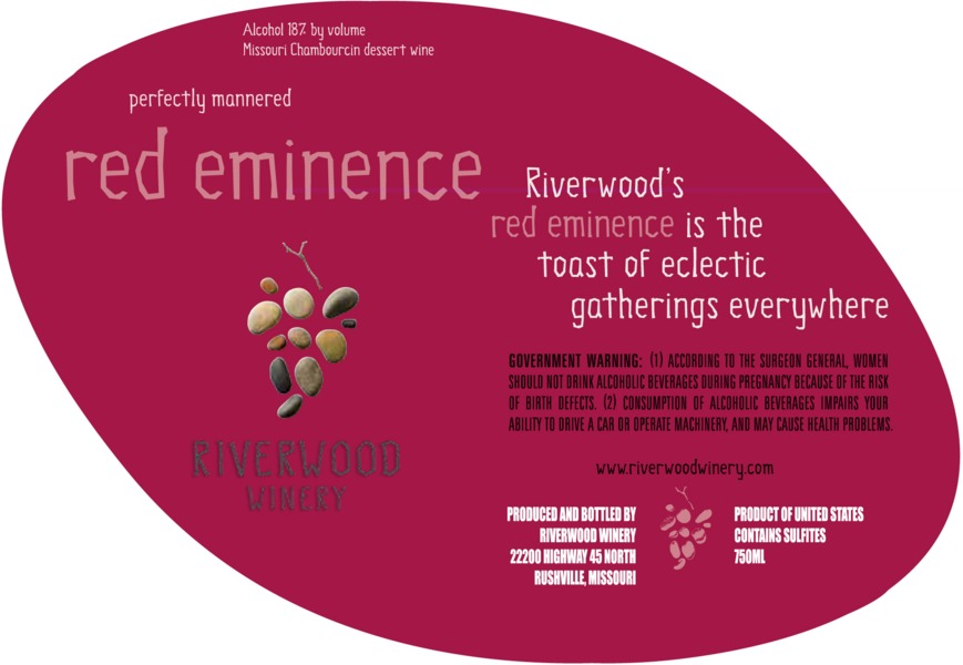 Product Image for Red Eminence