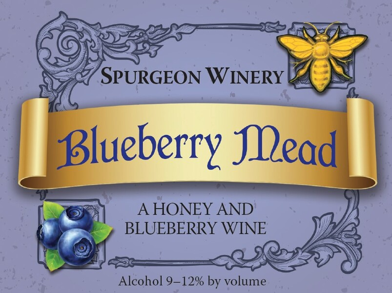 Blueberry Mead