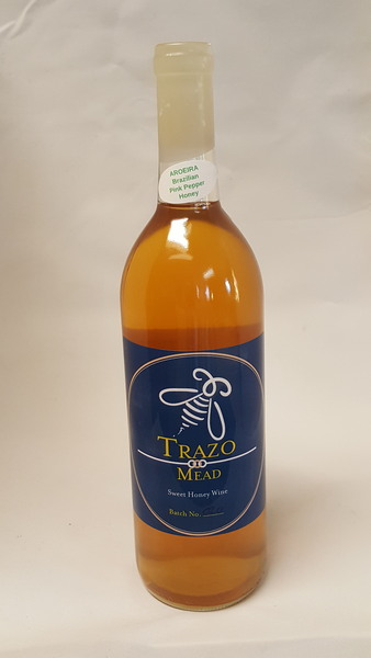 2019 Brazilian Pink Pepper Honey Mead
