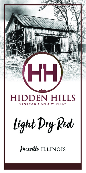 2018 Light Dry Red