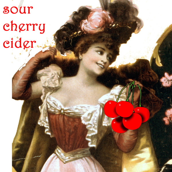 Sour Cherry Cider 375ml