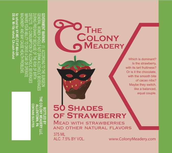 Product Image for 50 Shades of Strawberry
