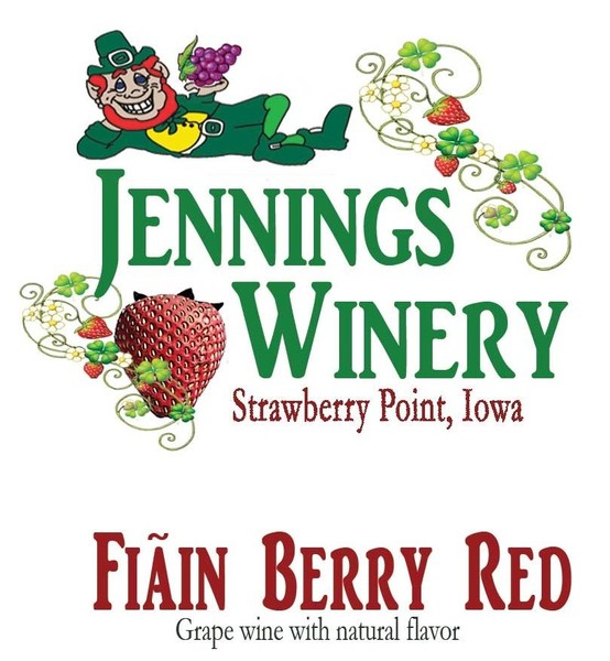 2018 Fiain Berry Red