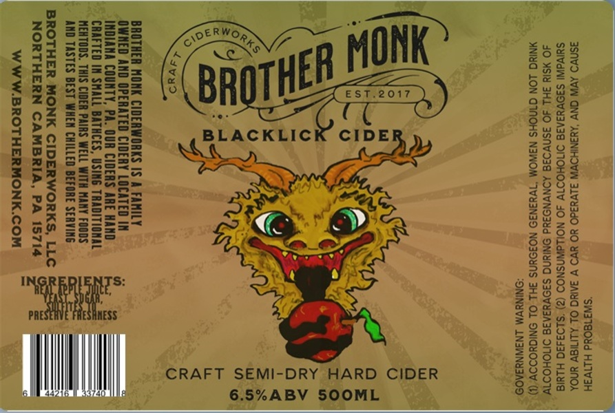 Product Image for Blacklick Hard Cider