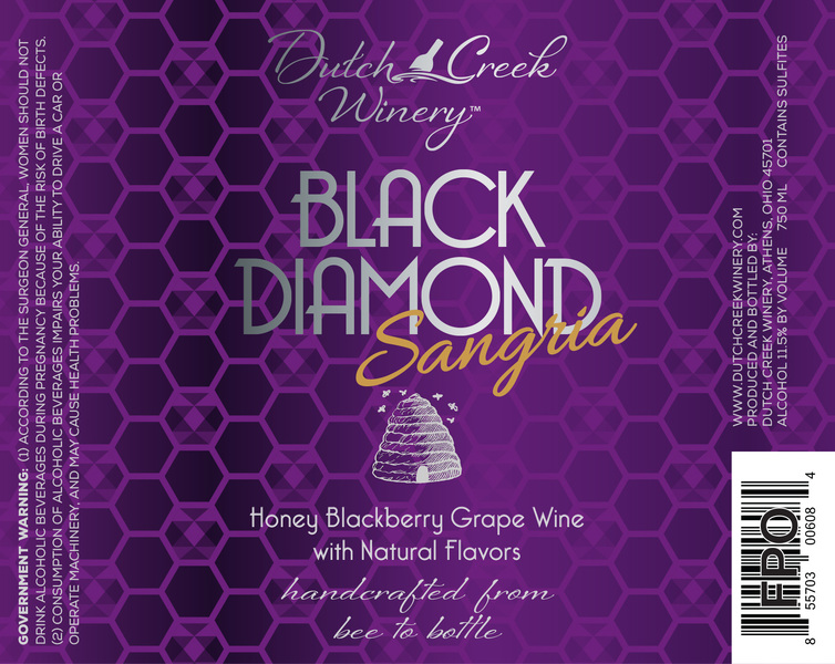 Black Diamond Sangria