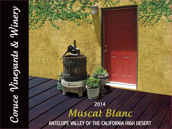 Product Image for 2014 Muscat Blanc