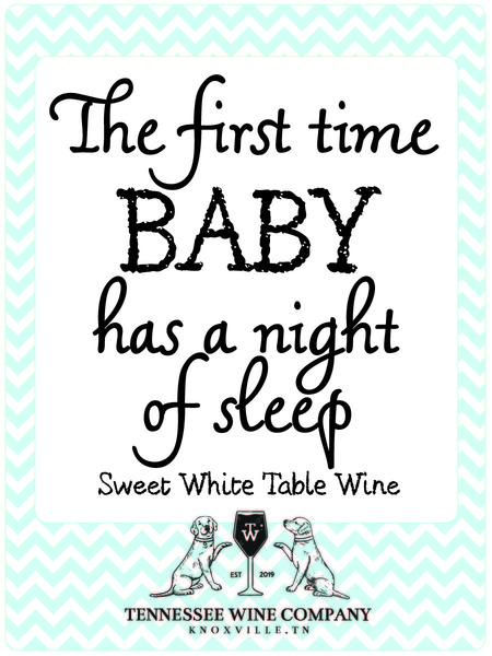Product Image for 2018 The First Time Baby Has a Night of Sleep