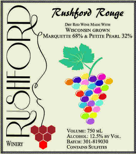 Product Image for 2018 Rushford Rouge - 750mL