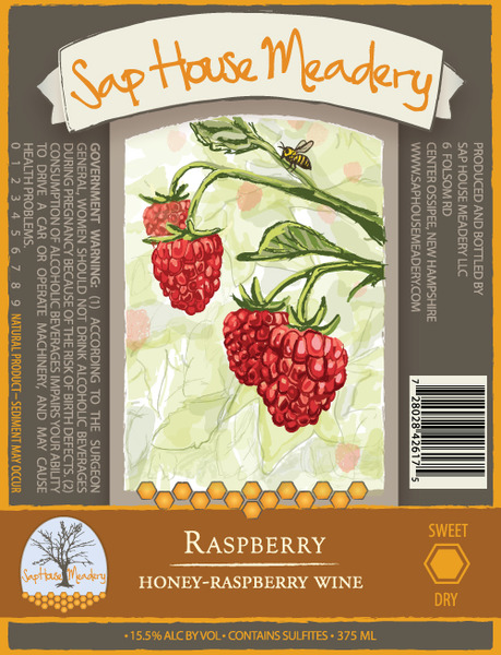 Product Image for Raspberry Mead