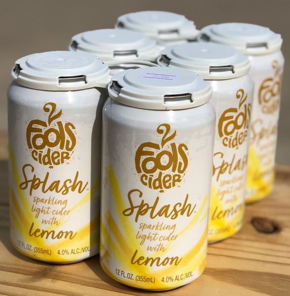 Product Image for Splash - Lemon Light Cider