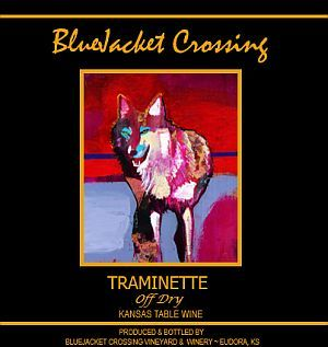 2019 Traminette - Off Dry