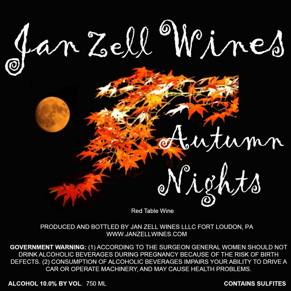 Product Image for 2019 Autumn Nights